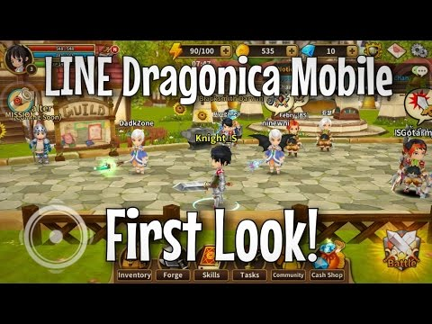 Dragonica download.