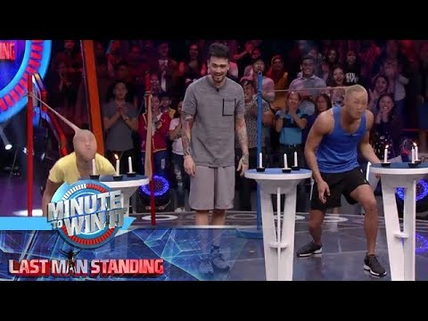 Blow by Blow   Minute To Win It - Last Man Standing
