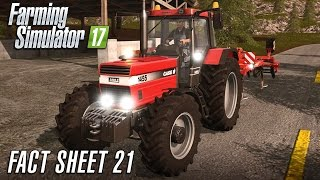 farming simulator 17   case ih 1455 xl kuhn cultimer   fact sheet 21