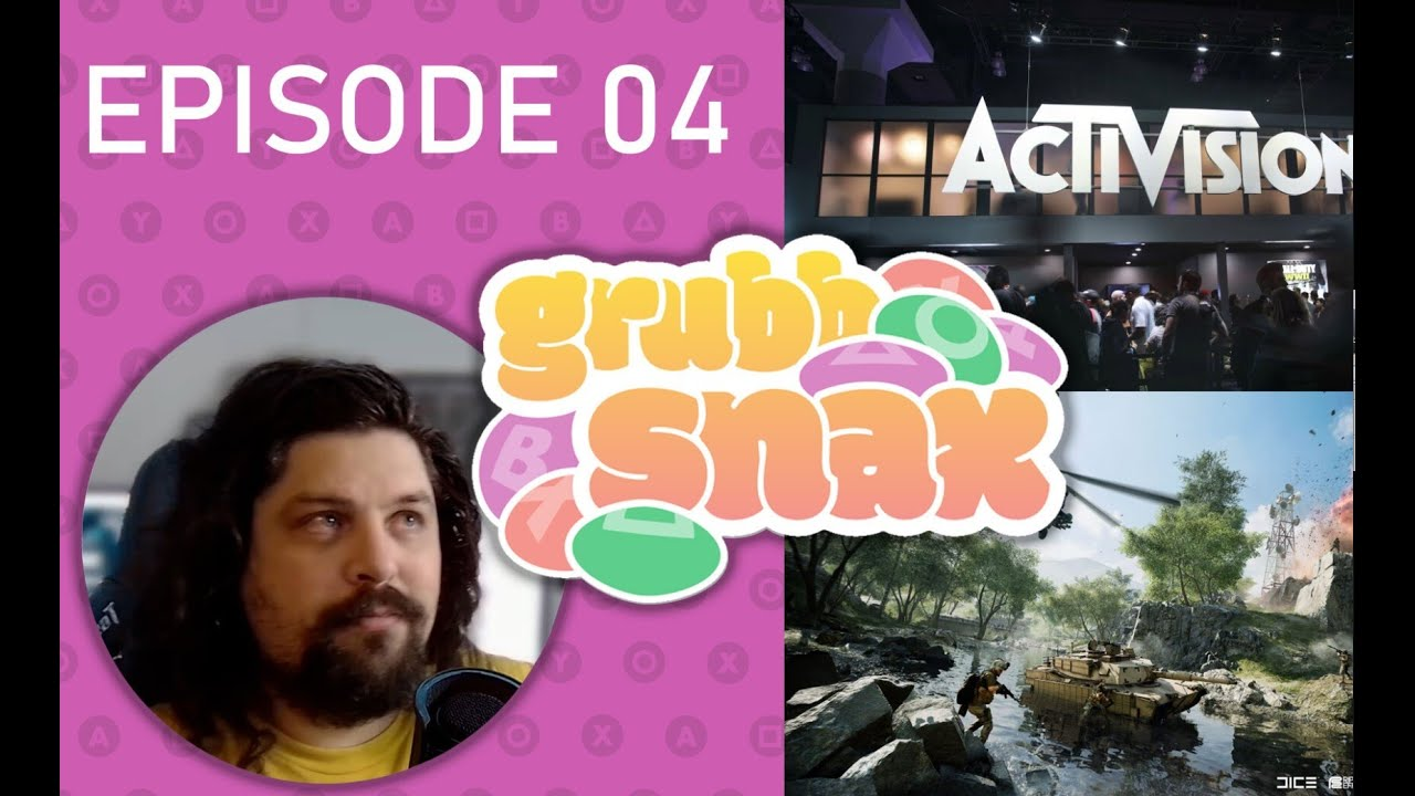 Activision lawsuit breakdown, EA Play [Grubbsnax Selects, Episode 04]