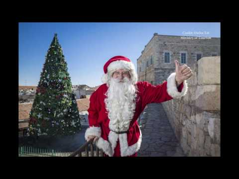 Celebrating Christmas in Israel