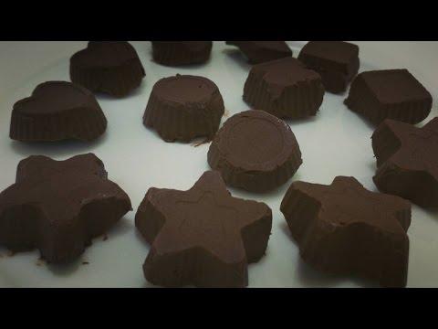 Homemade Milk Chocolate   NoBake TV