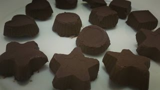 Homemade Milk Chocolate | NoBake TV