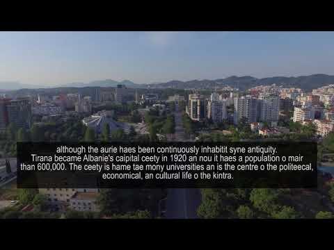 Tirana Albania 2018 HD