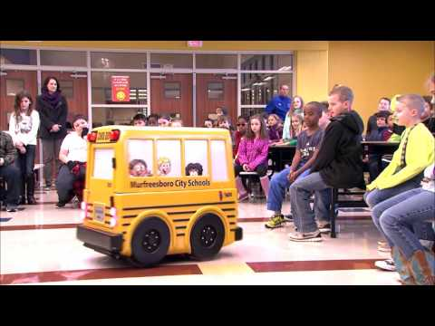 Murfreesboro CIty Schools Bus Safety (Newsbreak)