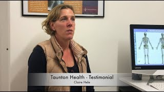 Back pain and headaches GONE! - Taunton Osteopath - Taunton Health