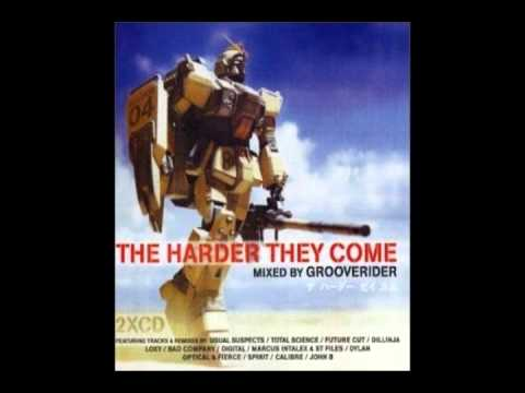 Grooverider The Harder They Come CD 2 Renegade Hardware (2002)