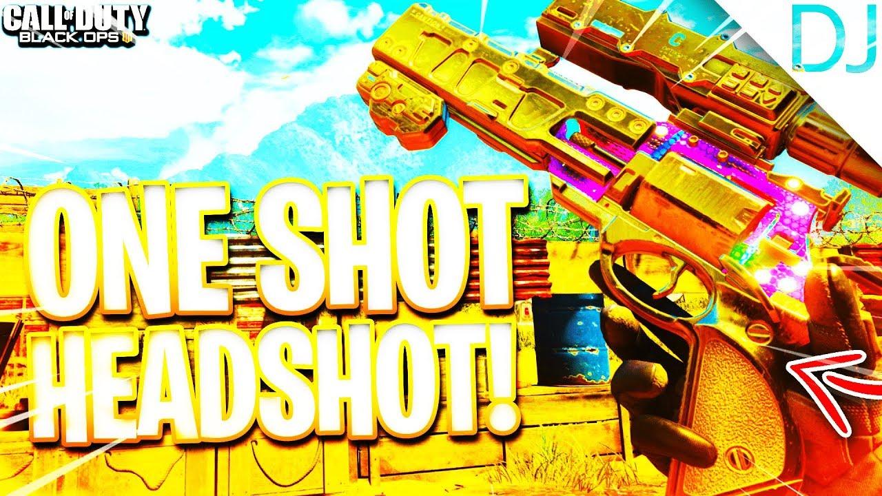 The One Shot Kill Operator Mod! ? -