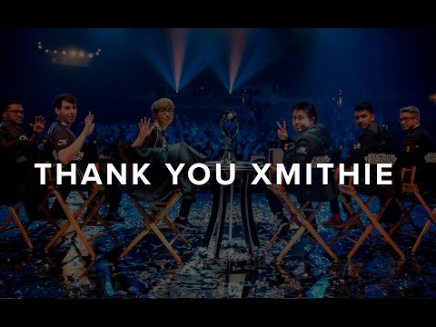 Thank You Xmithie
