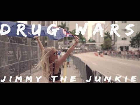 Jimmy The Junkie DRUG WARS feat. Fortay At Large