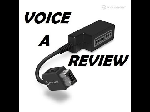 Voice a Review: Episode 50 - Classic Controller Adapters for Wii VC and Super NES Classic Edition