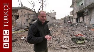 BBC Kobani'deki yıkımı görüntüledi - BBC TÜRKÇE