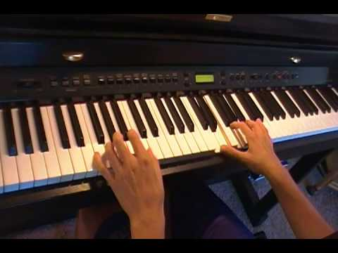 """""""A Charlie Brown Thanksgiving"""" theme (piano)"""