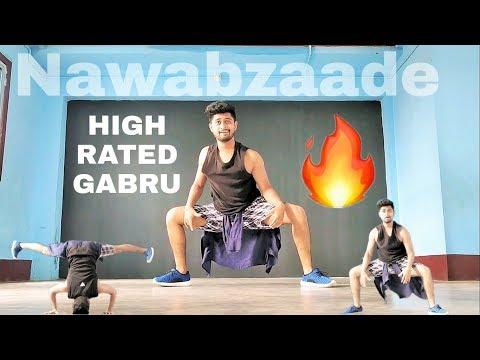 Nawabzaade: High Rated Gabru Dance ChoreographyVarun | Shraddha | Guru | Raghav Punit Dharmesh