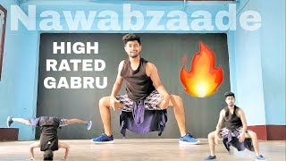 Nawabzaade: High Rated Gabru Dance Choreography  Varun | Shraddha | Guru | Raghav Punit Dharmesh