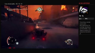 Wyscig śmierci  Transmisja na żywo z PS4 madmax  jadzka_e36