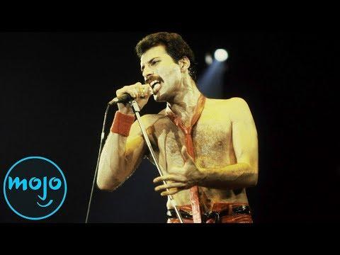 Top 10 Most Iconic Freddie Mercury Looks
