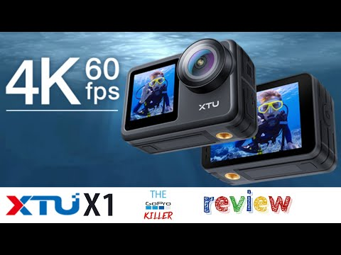 XTU X1, Is this the real GoPro killer?