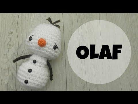 Amigurumi | Crochet Olaf Tutorial