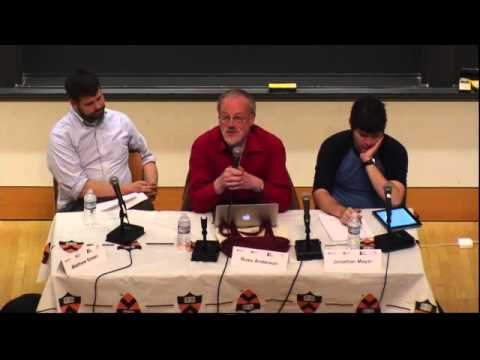 Now That We Know: Law, Technology, Journalism, and Policy after Snowden - Panel 1