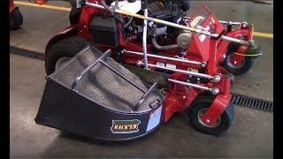 Ferris Z3X - RACK'EM Grass Catcher
