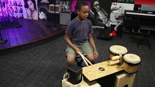 Bryce's Drum Invention - (N4N Austin)