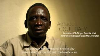 Projet de biogaz familial au Mali (English Subtitle) - Version Courte