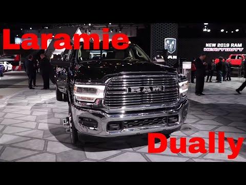 2019 Ram 3500 Laramie Dually