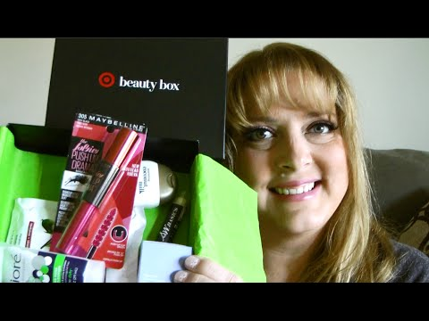 Target Beauty Box September 2016 Unboxing (Small Rant)