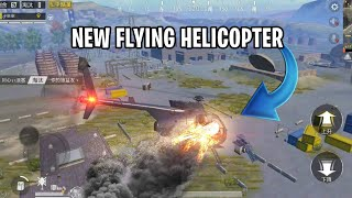 THEY SHOT DOWN MY HELICOPTER | SOLO SQUAD | PUBG MOBILE