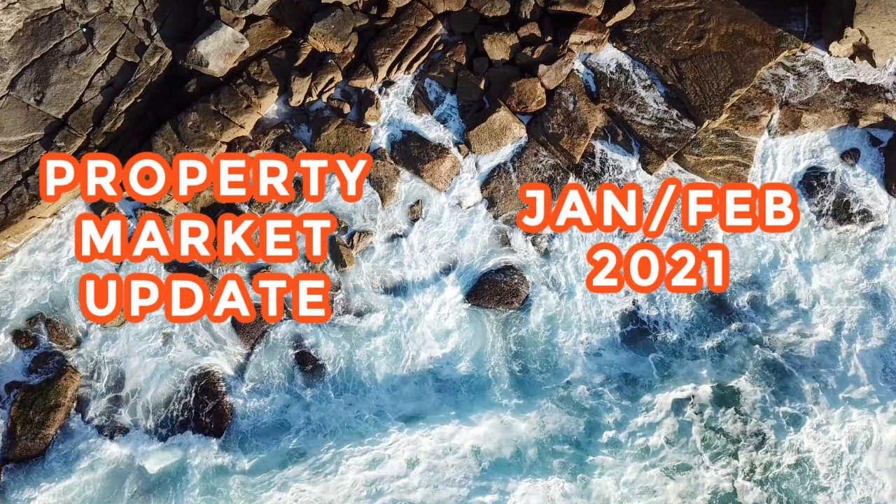 Adelaide Property market update Jan/Feb