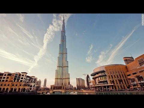 Mega Construction Of The Burj Khalifa - World's Tallest Buil