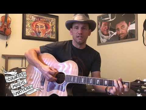 Mamas dont let your babies grow up to be cowboys- CMM- Michael Monroe Goodman