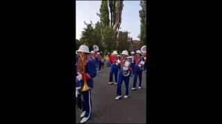 Drumfanfare Avanti Groningen 26 mei 2016