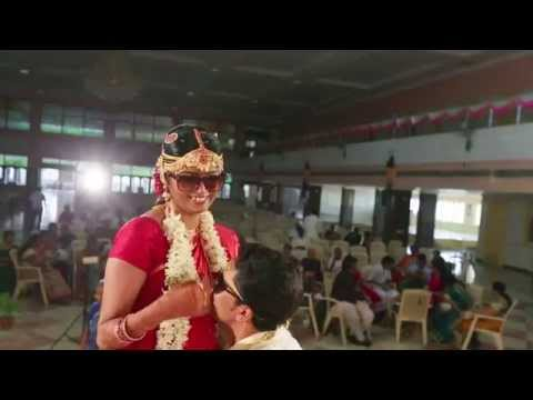 Karthick + Anitha Wedding Film