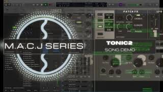 TONIC2 Sound Library (Song Demo)
