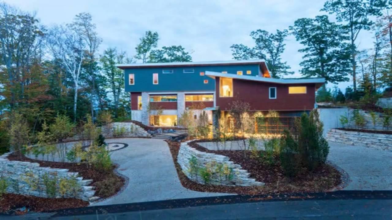 interior design trends 2016 cozy self sustaining homes - youtube