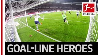 Best Goal-Line Clearances on Matchday 29 - Heroic Hasebe & Co.