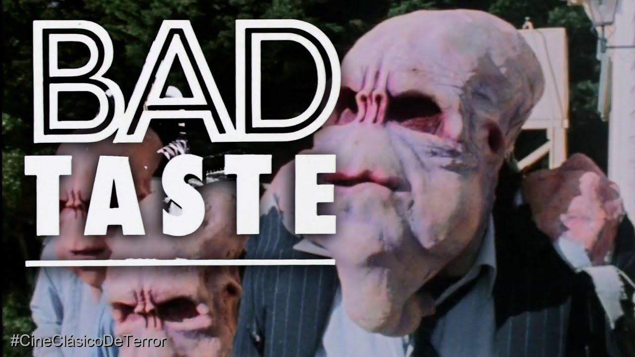 "Download ""Mal gusto / Bad Taste"" (1987) Trailer original #CineClásicoDeTerror"