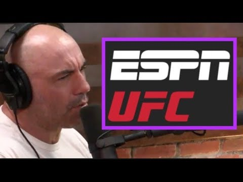 Joe Rogan on the UFC's Deal with ESPN