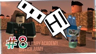 Flinging EVERYONE in Roblox Army Group (Roblox Exploiting)