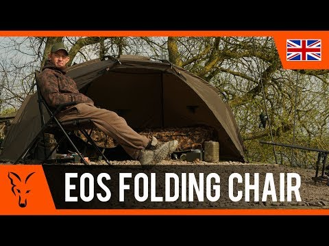 ***CARP FISHING TV*** EOS Folding Chair