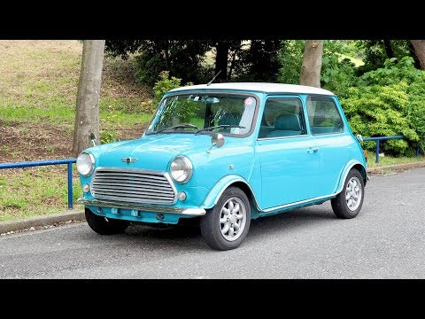 1997? Rover Mini (USA import... lol) Japan Auction Purchase Review