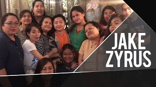 JAKEsters bonding with Jake Zyrus after It's Showtime guesting