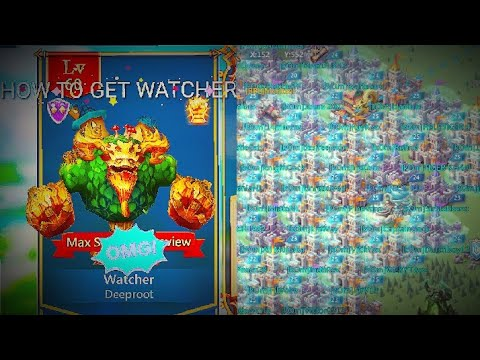 Lords Mobile How To Get Watcher Smartly