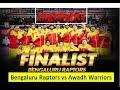 PBL 2018: Bengaluru Raptors Beat Awadhe Warriors to Enter Final in Hindi