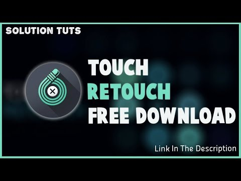 Touch Retouch free download | Android | Remove Object | Best Photo Editing App !!FREE 📱☑️