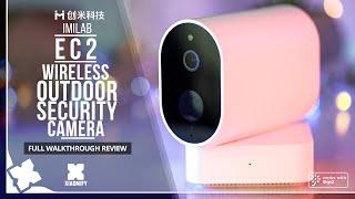 Imilab EC2 - Outdoor Smart Security camera for Xiaomi Mi Home? Full Walkthrough Review [Xiaomify]