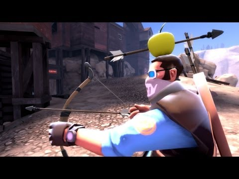 Freezing Sniper: TF2 [Live Commentary] Cleaner's Huntsman