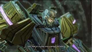 Transformers: Fall of Cybertron - Chapter 7 [HD] Belly of the Beast Playthrough